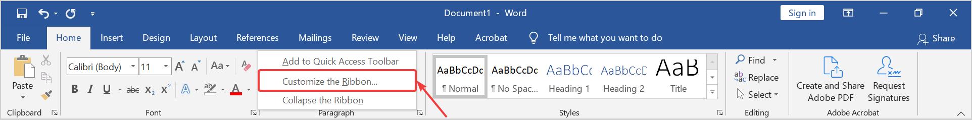 keyboard shortcut for superscript in word